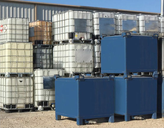 Contract Blending and Packaging from SolvChem in Houston, Texas